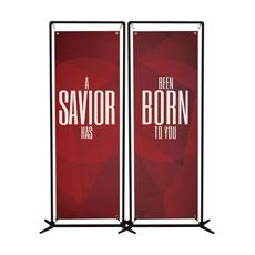 Savior Pair Banner
