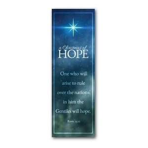 Christmas of Hope 2' x 6' Banner