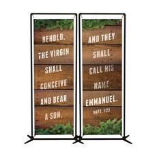 Matthew 1:23 Pair Banner