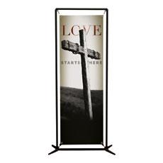Love Starts Here Banner