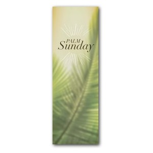 Traditions Palm Sunday Banners