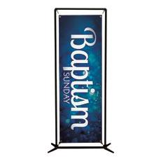 Baptism Sunday Banner
