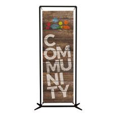 Shiplap Community Natural Banner