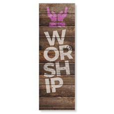 Shiplap Worship Natural