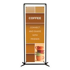 Mid Century Coffee Banner