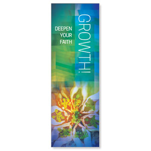 Modern Mosaic Growth Banners