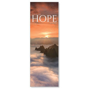 Hope Mountains 2' x 6' Banner
