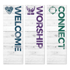 Shiplap White Core Set Banner