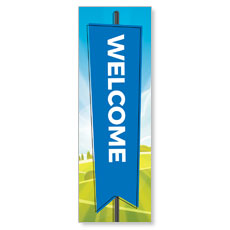 Bright Meadow Welcome