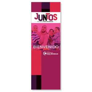 BTCS Together Spanish 2' x 6' Banner