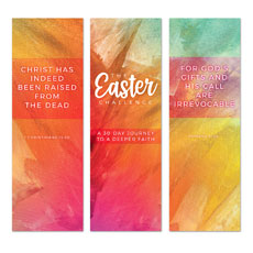 The Easter Challenge Triptych