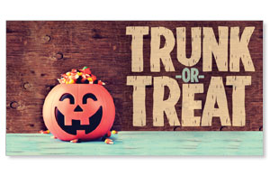 Trunk or Treat Social Media Ad Packages