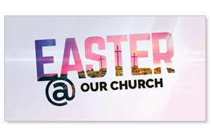 Easter At Calvary Celebrate Social Media Ad Packages