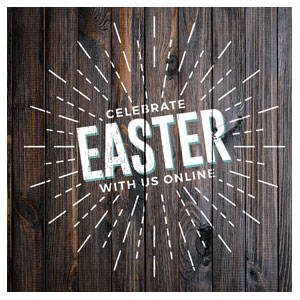 Dark Wood Easter At Online Social Media Ad Packages