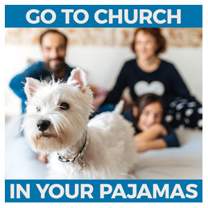 Church In Pajamas Family Social Media Ad Packages