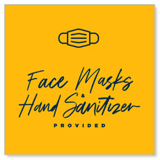 Yellow Hand Sanitizer