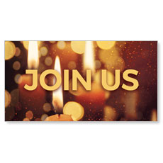 Celebrate Christmas Candles Join Us