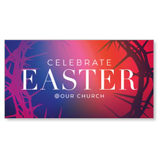 Celebrate Easter Crown Thorns