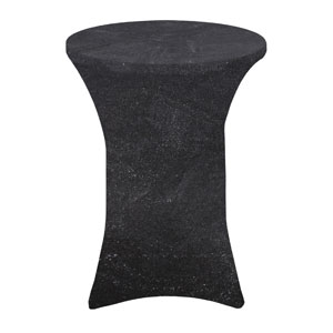 Slate Blank Stretch Table Covers