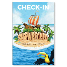 Shipwrecked Check In