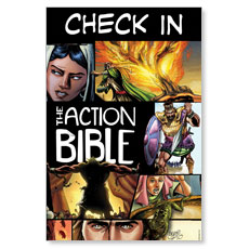 The Action Bible Check In