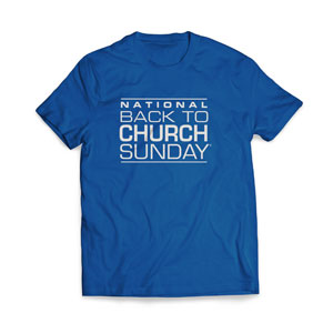 Back to Church Logo - Small Apparel