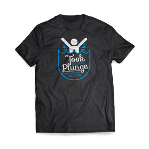 Took The Plunge Baptism T-Shirts