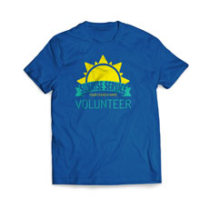 Sunrise Service Volunteer T-Shirt