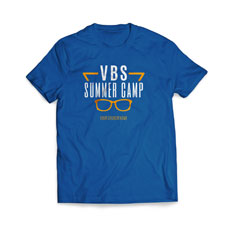 VBS Sunglasses T-Shirt