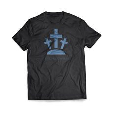 Three Crosses Hill T-Shirt