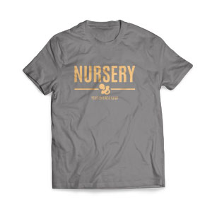 Nursery - Large Customized T-shirts