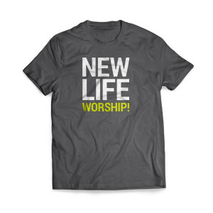 Worship Text T-Shirts