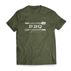 BBQ Tools T-Shirt