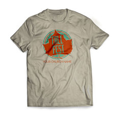Fall Fest Leaf T-Shirt