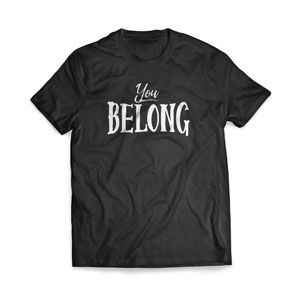 BTCS You Belong Here T-Shirts