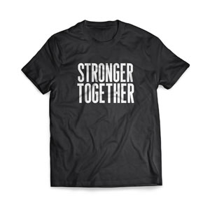BTCS Stronger Together - Large Apparel