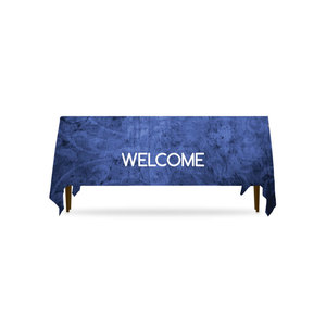 Adornment Welcome Table Throws