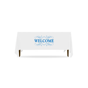 Filigree Welcome Table Throws