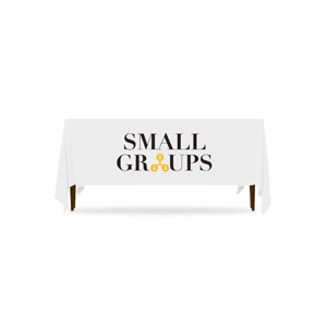 Icon Small Groups Table Throws
