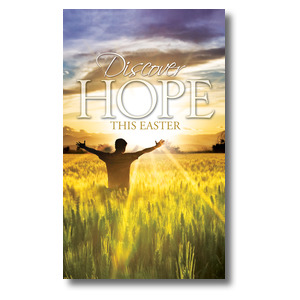 Easter Hope Field 3 x 5 3 x 5 Vinyl Banner
