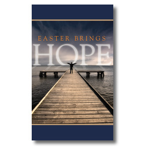 Easter Hope lake Banners