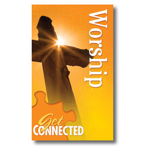 You're Connected Worship Banners