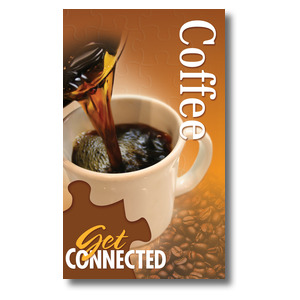 You're Connected Coffee Banners