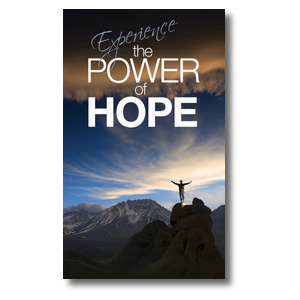 Power of Hope 3 x 5 Vinyl Banner