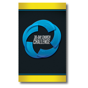 30-Day Church Challenge Banners