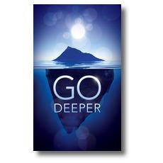 Deeper Iceberg Banner