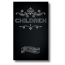 Chalk Children Banner