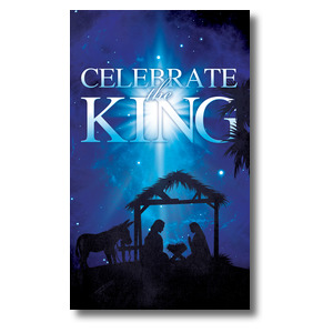 Celebrate the King M Banners
