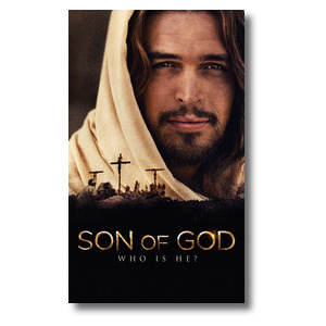 Son of God Who is He? Banners