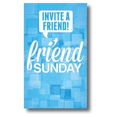 Friend Sunday Invite Banner